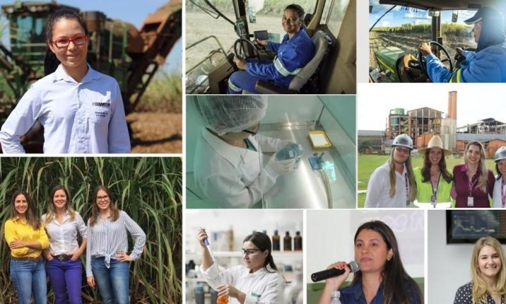No setor sucroenergético, as mulheres representam menos de 10%, mas crescem nos cargos de liderança