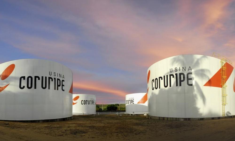 """Coruripe é eleita """"usina do ano"""" em premiação do setor sucroenergético"""